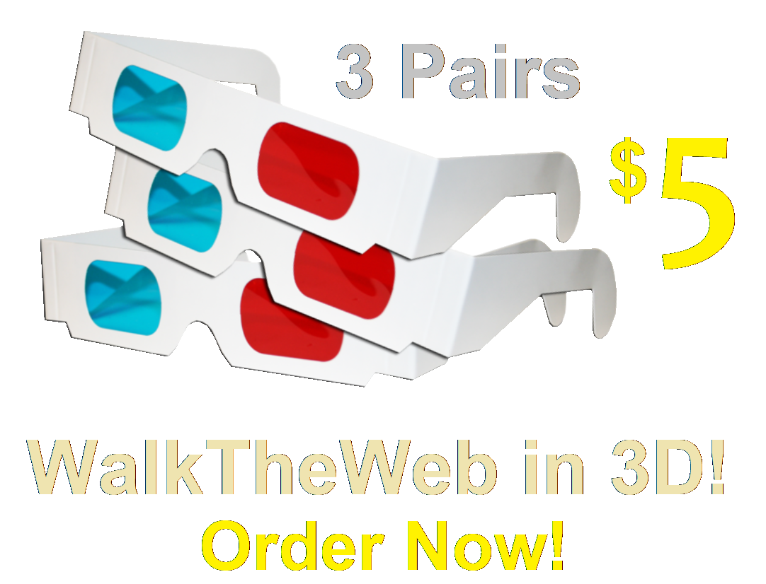 3D Glasses for $5