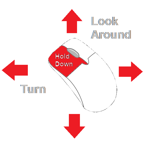 Mouse Pan Controls